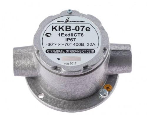 ККВ-07е-П (компл.02), КВБ12+КВБ12