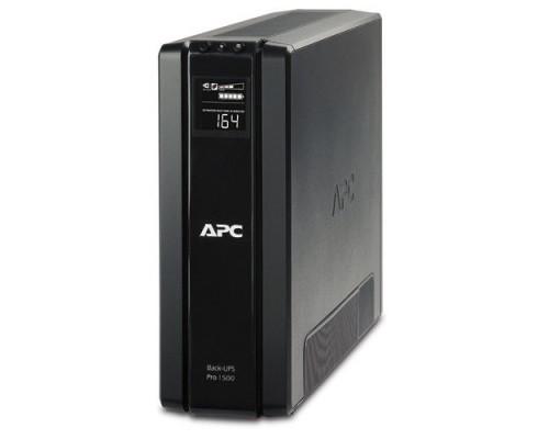 BR1500G-RS APC Back-UPS Pro 1500 ВА