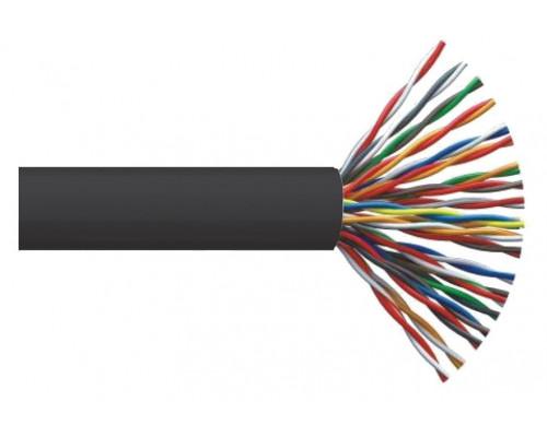 F/UTP 10х2х24AWG кат.5E solid LDPE (LC3-C5E10-339)