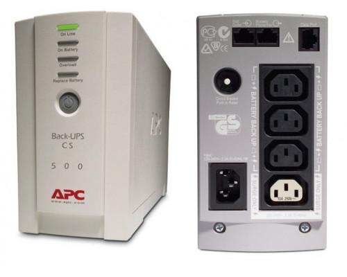 BK500EI APC Back-UPS 500 ВА