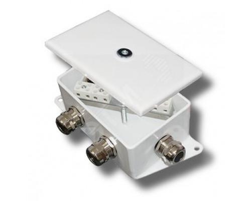 КМ-О (10к)-IP66-d, два ввода