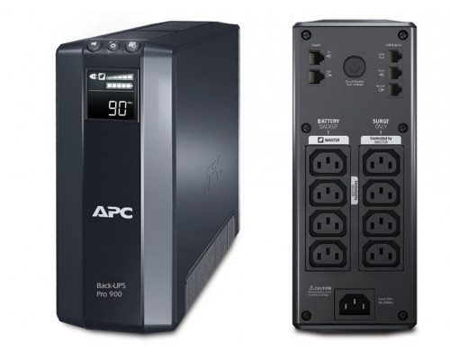BR900GI APC Back-UPS Pro 900 ВА