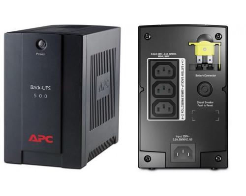 BX500CI APC Back-UPS 500 ВА