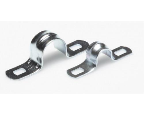 Скоба двухлапковая D20 (10 шт) (43620-10)