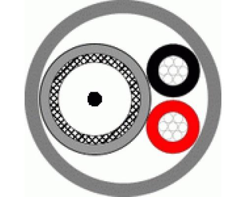 КВК-П-3ф 2х0,5 (черный) (Паритет)