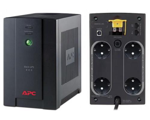 BX800CI-RS APC Back-UPS 800 ВА
