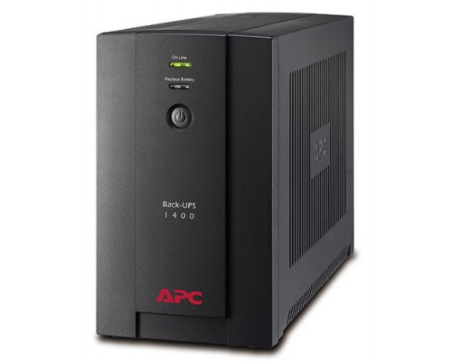 BX1400UI APC Back-UPS 1400 ВА