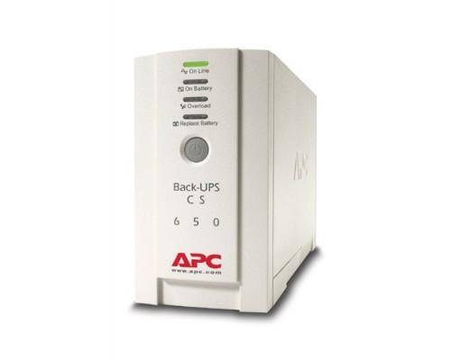 BK650EI APC Back-UPS 650 ВА