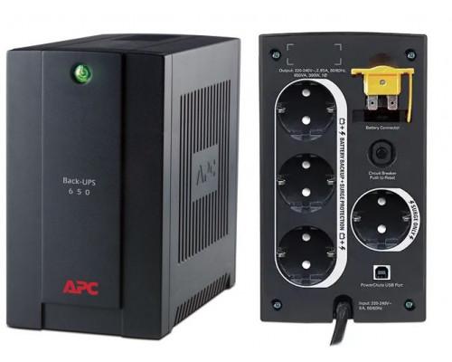 BX650CI-RS APC Back-UPS 650 ВА
