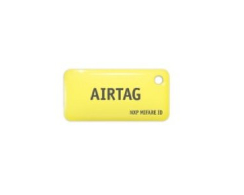 AIRTAG Mifare ID Standard (желтый)