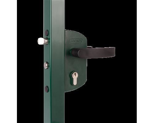 LAKZ6060 P1L (цвет: RAL 6005, зеленый)