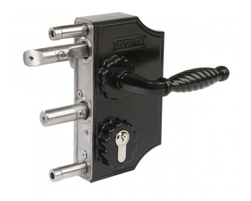 LAKQ6060 H2L (цвет: RAL 9005, черный)