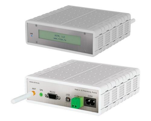 """Центральная Мониторинговая Станция """"Контакт GSM"""" - PCN1P-GSM"""