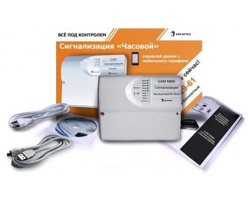 Часовой-8х8-RF-BOX, 3G, MMS