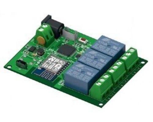 RRC-01-r, 3 выхода, 433 МГц