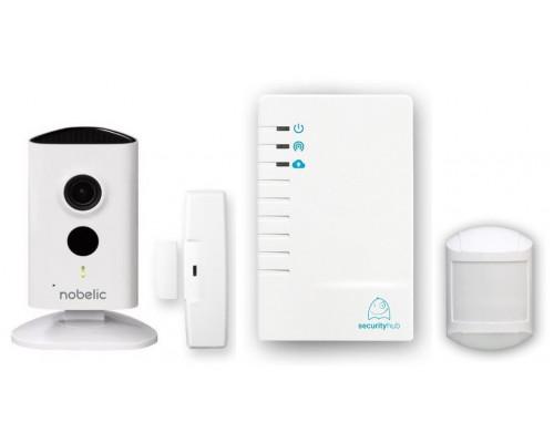 Security Hub (комплект с видеокамерой)