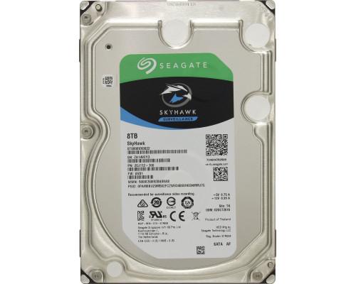 HDD 8000 GB (8 TB) SATA-III SkyHawk (ST8000VX0022)