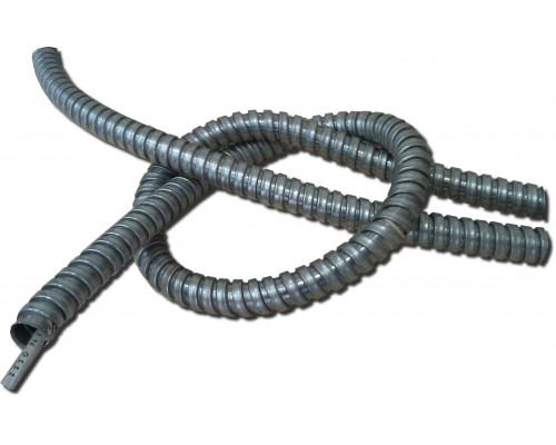 Кабель электрический КЭ1 в металлорукаве