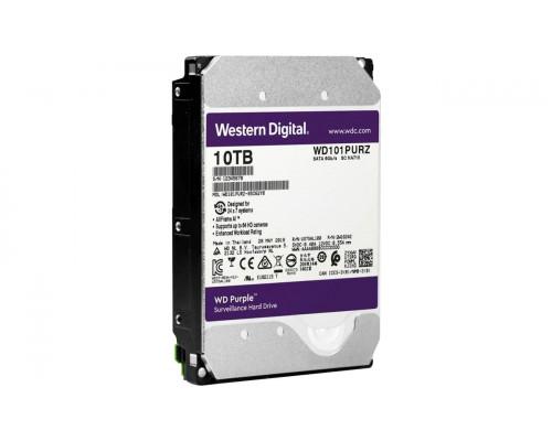 HDD 10000 GB (10 TB) SATA-III Purple (WD101PURZ)