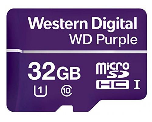 MicroSDHC 32ГБ, Class 10 (WDD032G1P0A)