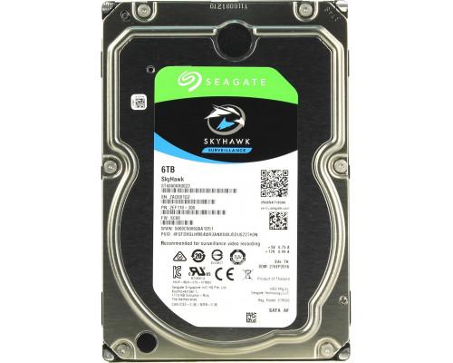 HDD 6000 GB (6 TB) SATA-III SkyHawk (ST6000VX0023)