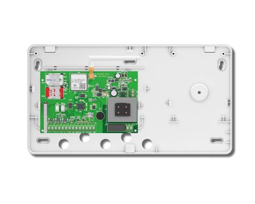 Контакт GSM-9А в корпусе под АКБ 1,2 Ач под внешнюю антенну
