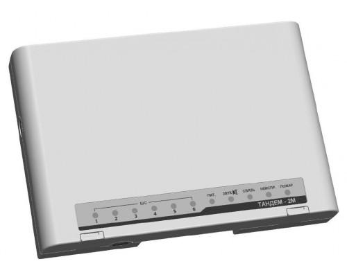 Тандем-2М с БП-12/0,5 (с аккумулятором)