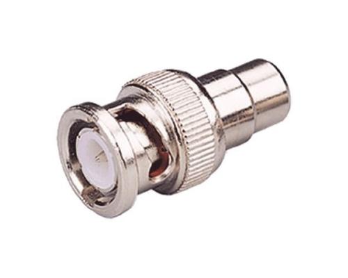 BNC (штекер)-RCA (гнездо) коннектор