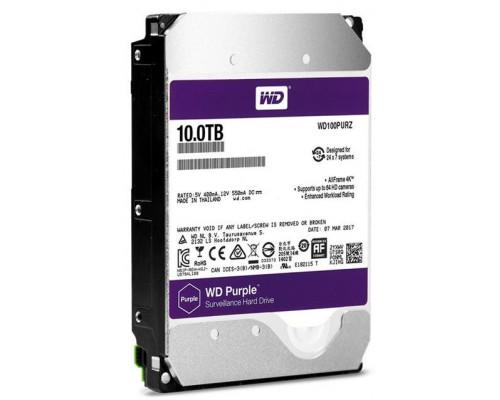 HDD 10000 GB (10 TB) SATA-III Purple (WD100PURZ)