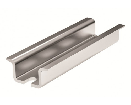 DIN-рейка перфорированная OMEGA 3AF 35х15мм, L=2м (02150)