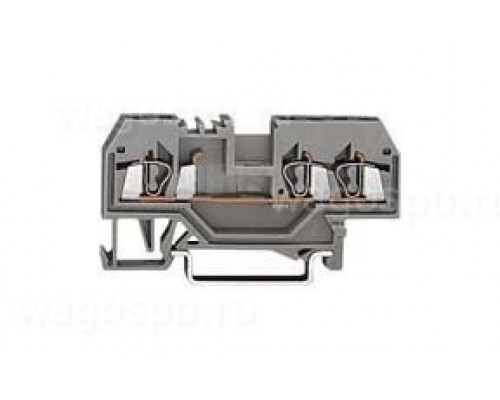 WAGO 280-653 клемма 3-х проводная