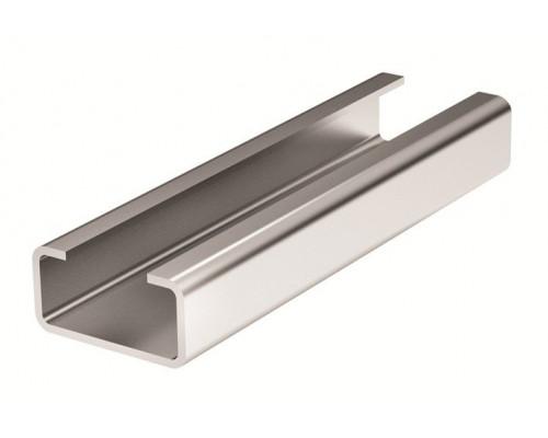DIN-рейка с насечкой С1 30х15х16мм L=2м (02160)