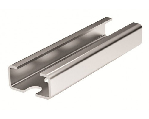 DIN-рейка перфорированная С1F 30х15х16мм L=2м (02165)