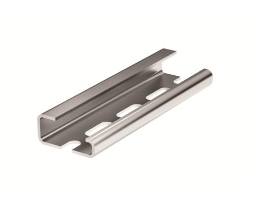 DIN-рейка перфорированная G1F 32х15мм L=2м (02125)