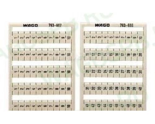 WAGO 793-699 маркировочная система WMB MULTI