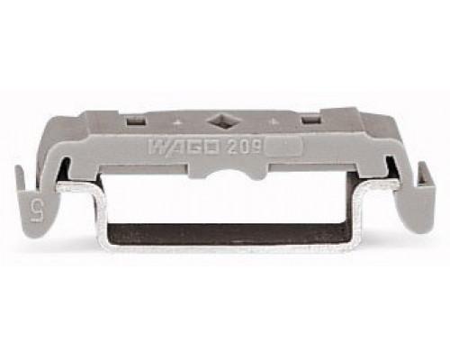 WAGO 209-120 кронштейн монтажный серый