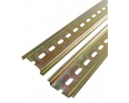 DIN-рейка 25см оцинкованная (YDN10-0025)