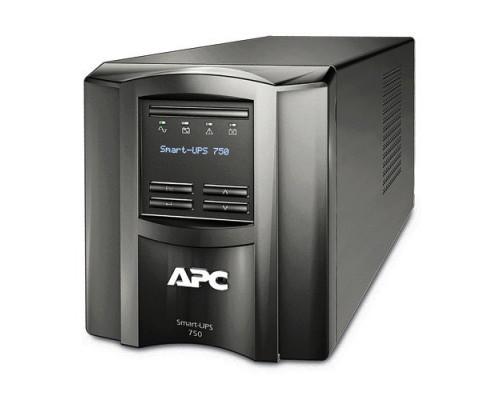SMT750I APC Smart-UPS 750 ВА