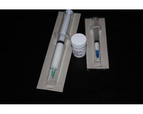 Смазка для термопленки HP/CANON ZH-250 (10 гр. шприц в блистере) фас. Россия
