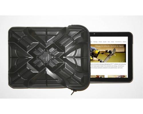 """Противоударный чехол для iPad 2,3,4, Air /Tablet PC 10.1"""" /ExtremeSleeve 100% защита от удара и падения, чёрный, G-Form."""