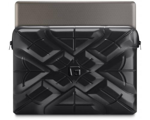 """Противоударный чехол для MacBook 15.6"""" / notebook 15.6"""" /  Extreme Sleeve -100% защита от удара, черный,  G-Form"""