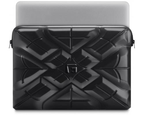 """Противоударный чехол для MacBook 15"""" / notebook 14"""" - 14.1"""" /  Extreme Sleeve -100% защита от удара, черный,  G-Form"""
