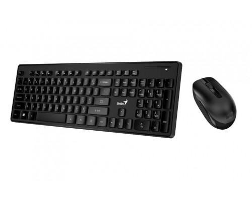 1 Комплект беспроводной SlimStar 8006, wrls desktop combo, черный.