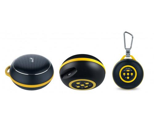 Колонка портативная SP-906BT чёрная, 3W, Bluetooth 4.1, Built-in Lithium battery (500mAh)