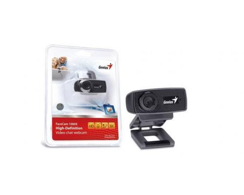 Web-камера Facecam 1000X V2, HD 720P/MF/USB 2.0/UVC/MIC