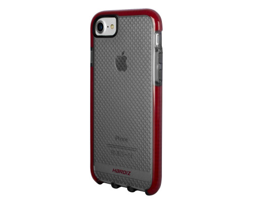 HARDIZ Armor Case for iPhone 6/7/8, Dark Red