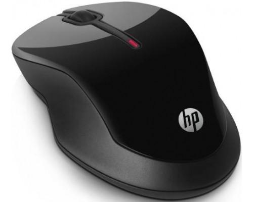 Мышь HP X3500 (беспроводная, оптическая, 2400 dpi, 2 клавиши, 1xAA, черная)