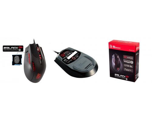 Mouse  Tt eSPORTS Black FP (Black)