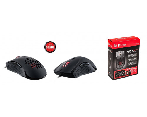 Mouse  Tt eSPORTS Ventus X Plus (Black)