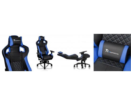 Thermaltake Кресло игровое Tt eSPORTS GT Fit GTF 100 black/blue